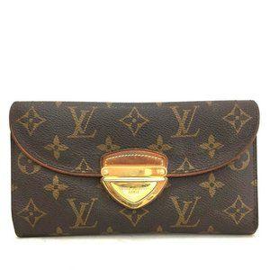 Authentic Louis Vuitton Eugenie Long Bifold Wallet